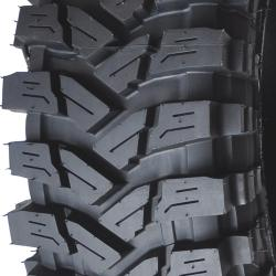 Off-road tire Plus 2 265/75 R16 company Pneus Ovada