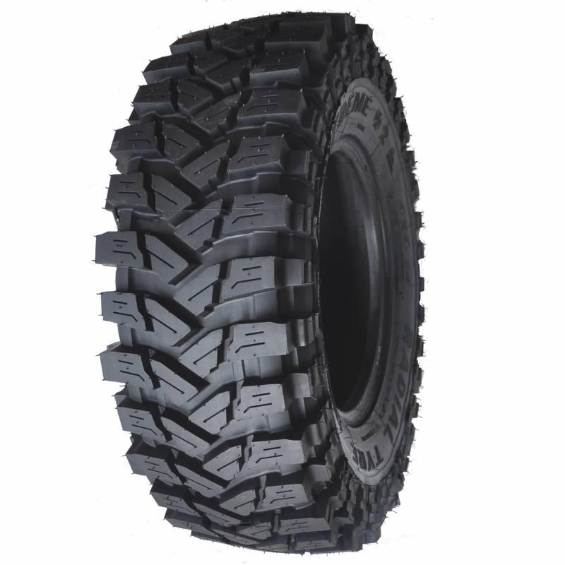 Off-road tire Plus 2 265/75 R16 company Pneus Ovada
