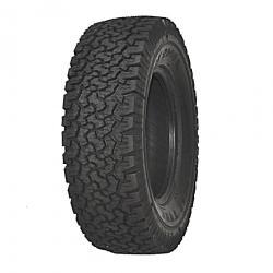 Off-road tire BFG 255/70 R16 company Pneus Ovada