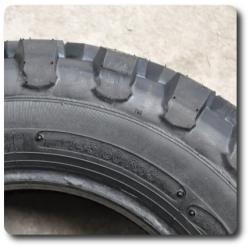 Off-road tire Super Trak 145/80 R13 company Pneus Ovada