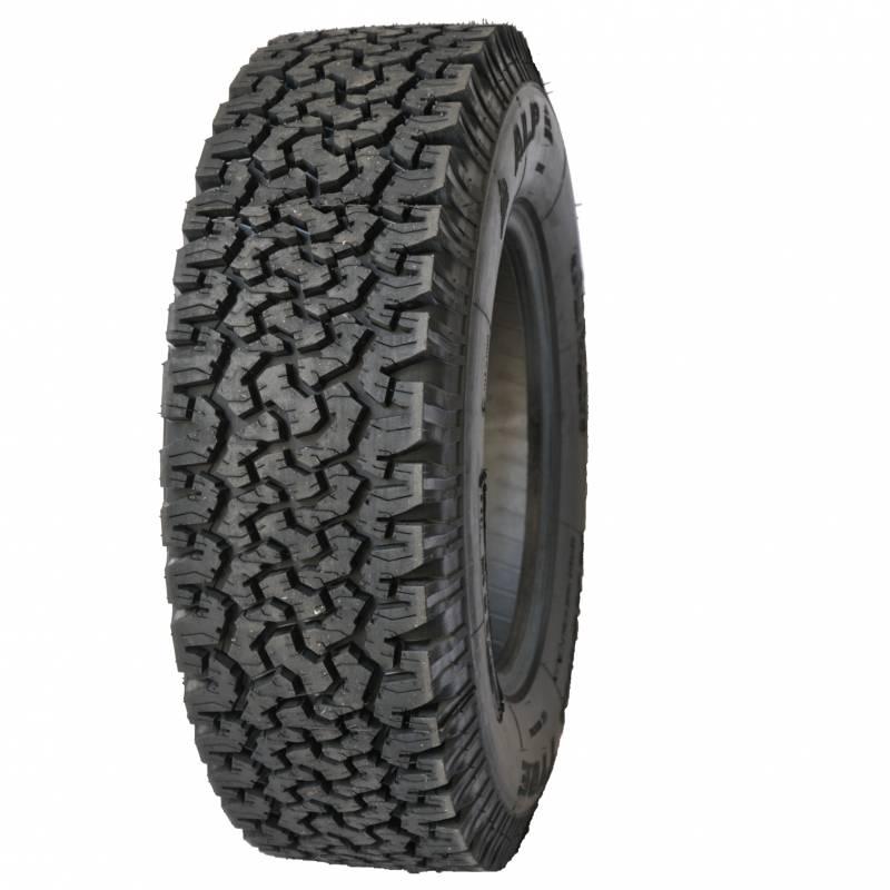 Off-road tire BFG 235/75 R15 company Pneus Ovada