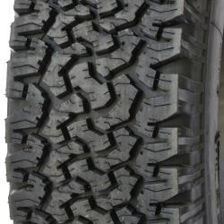 Off-road tire BFG 255/70 R15 company Pneus Ovada
