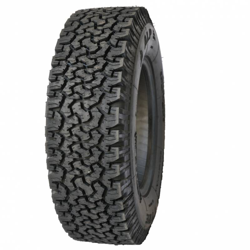 Off-road tire BFG 255/75 R15 company Pneus Ovada