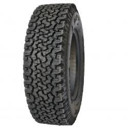 Off-road tire BFG 245/70 R16 company Pneus Ovada