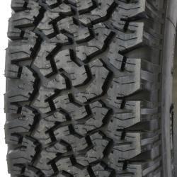 Off-road tire BFG 255/60 R17 company Pneus Ovada