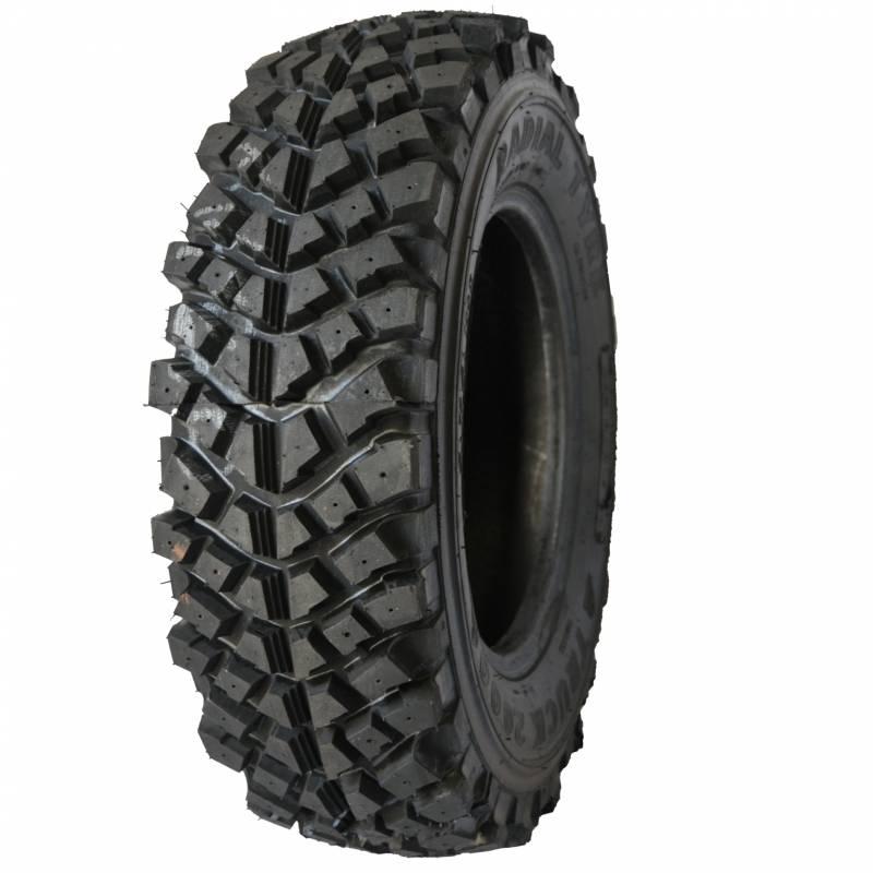 Off-road tire Truck 2000 205/80 R16 company Pneus Ovada