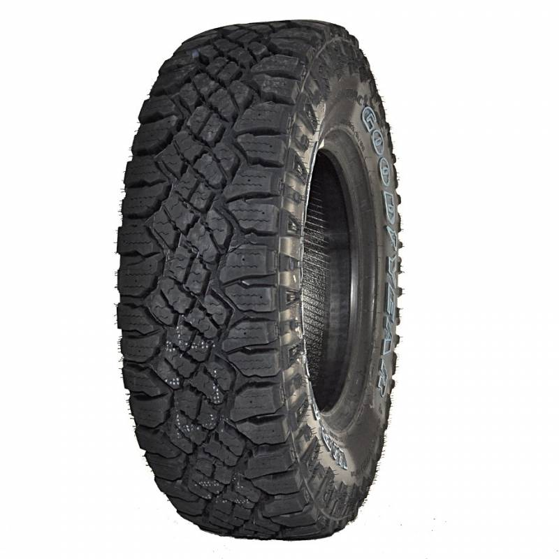 new off road tires 265 70 r17 goodyear wrangler duratrac. Black Bedroom Furniture Sets. Home Design Ideas