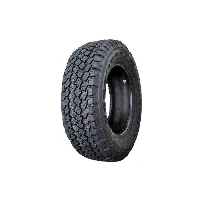 new off road tires 205 70 r15 goodyear wrangler at sa. Black Bedroom Furniture Sets. Home Design Ideas