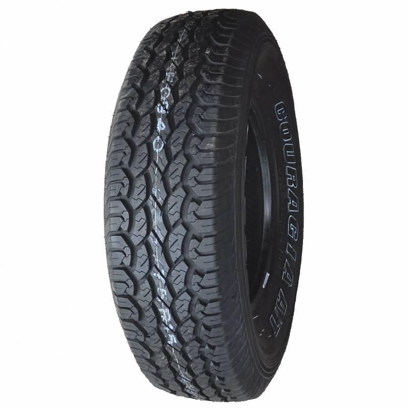 Off-road tire 235/75 R15 Federal Couragia AT company Federal