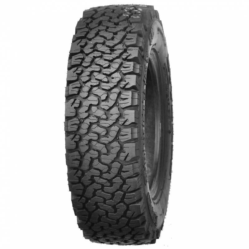 Off-road tire BFG KO2 255/75 R17 company Pneus Ovada