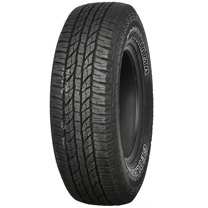 new off road tires 225 65 r17 yokohama geolandar at g015. Black Bedroom Furniture Sets. Home Design Ideas