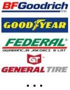 Das beste Angebot neue Terrain-Reifen von verschiedenen Herstellern.